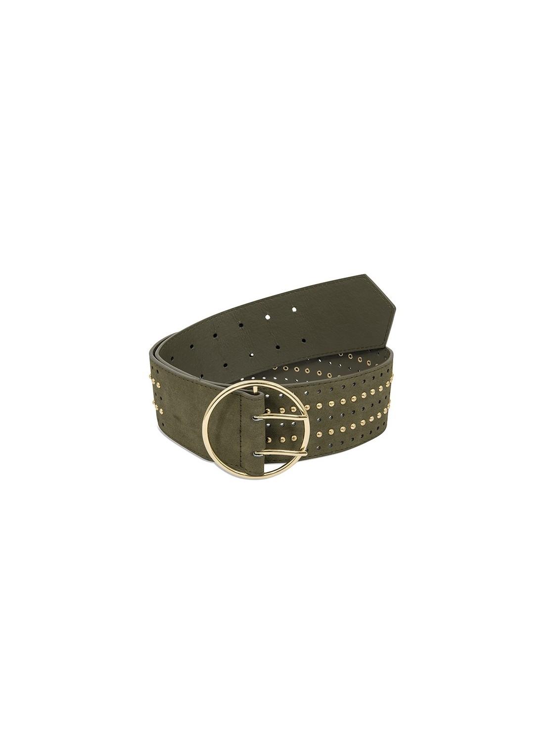 Cinturón-medio musgo