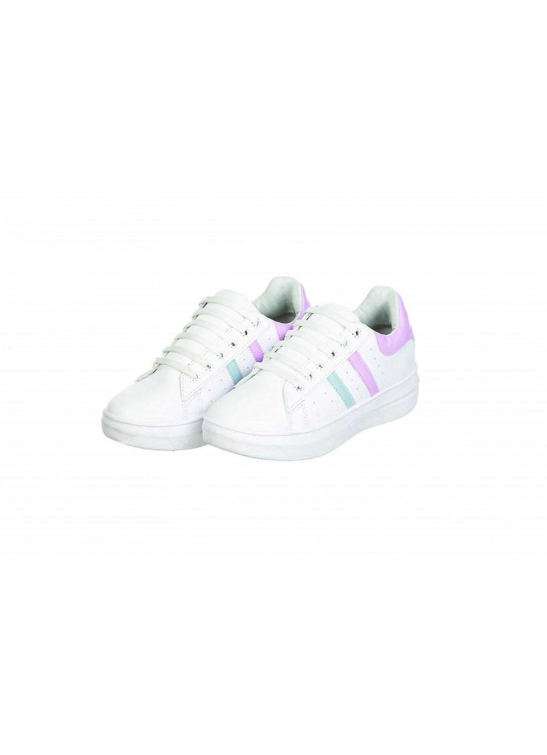 Tenis Casual blanco/multicolor